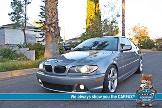 2004 BMW 325Ci COUPE SPORTS PKG AUTOMATIC  XENON NEW TIRES 1-OWNER SERVICE RECORDS Woodland Hills, CA