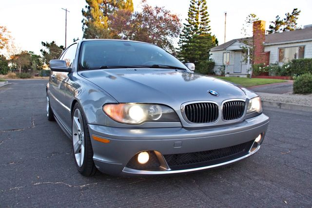 2004 BMW 325Ci COUPE SPORTS PKG AUTOMATIC  XENON NEW TIRES 1-OWNER SERVICE RECORDS Woodland Hills, CA 6