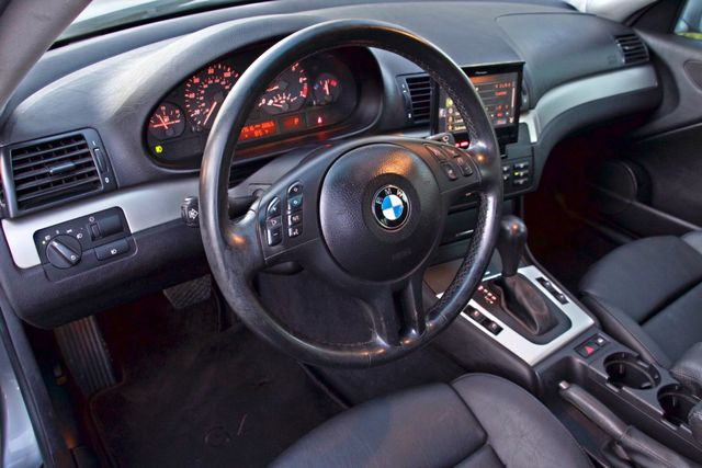 2004 BMW 325Ci COUPE SPORTS PKG AUTOMATIC  XENON NEW TIRES 1-OWNER SERVICE RECORDS Woodland Hills, CA 14