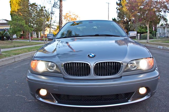 2004 BMW 325Ci COUPE SPORTS PKG AUTOMATIC  XENON NEW TIRES 1-OWNER SERVICE RECORDS Woodland Hills, CA 7