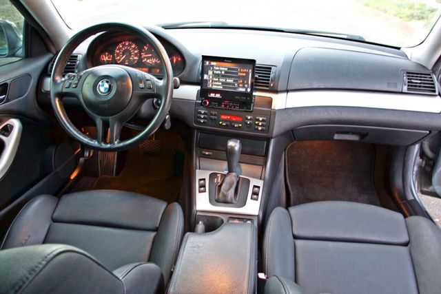 2004 BMW 325Ci COUPE SPORTS PKG AUTOMATIC  XENON NEW TIRES 1-OWNER SERVICE RECORDS Woodland Hills, CA 24