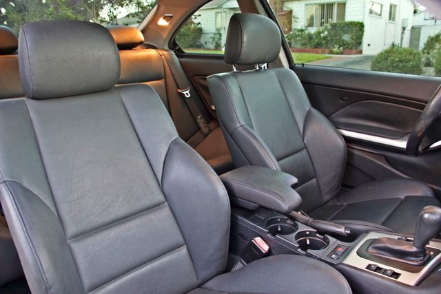 2004 BMW 325Ci COUPE SPORTS PKG AUTOMATIC  XENON NEW TIRES 1-OWNER SERVICE RECORDS Woodland Hills, CA 25