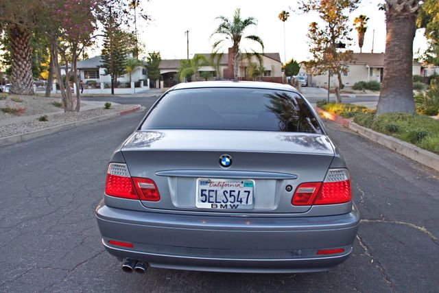 2004 BMW 325Ci COUPE SPORTS PKG AUTOMATIC  XENON NEW TIRES 1-OWNER SERVICE RECORDS Woodland Hills, CA 3
