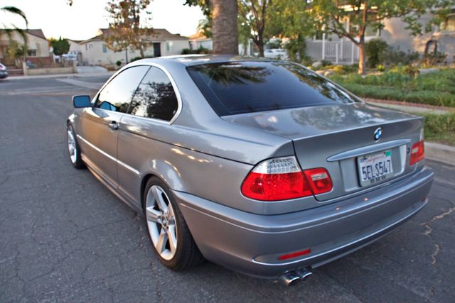 2004 BMW 325Ci COUPE SPORTS PKG AUTOMATIC  XENON NEW TIRES 1-OWNER SERVICE RECORDS Woodland Hills, CA 2