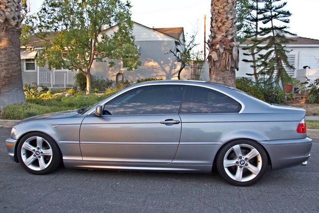2004 BMW 325Ci COUPE SPORTS PKG AUTOMATIC  XENON NEW TIRES 1-OWNER SERVICE RECORDS Woodland Hills, CA 1