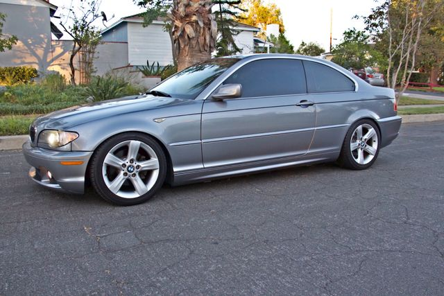 2004 BMW 325Ci COUPE SPORTS PKG AUTOMATIC  XENON NEW TIRES 1-OWNER SERVICE RECORDS Woodland Hills, CA 8