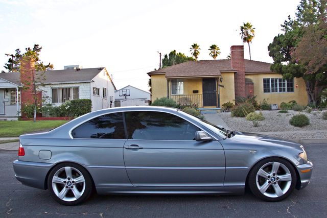 2004 BMW 325Ci COUPE SPORTS PKG AUTOMATIC  XENON NEW TIRES 1-OWNER SERVICE RECORDS Woodland Hills, CA 5