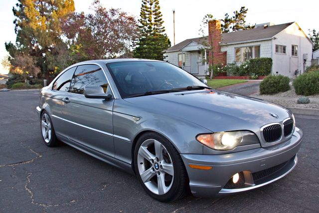 2004 BMW 325Ci COUPE SPORTS PKG AUTOMATIC  XENON NEW TIRES 1-OWNER SERVICE RECORDS Woodland Hills, CA 9