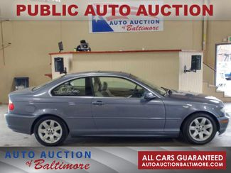 2004 BMW 325Ci  | JOPPA, MD | Auto Auction of Baltimore  in Joppa MD