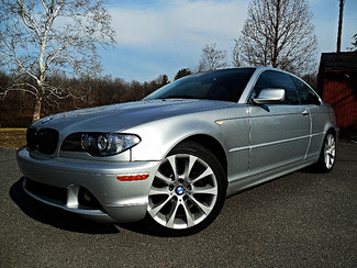 2004 BMW 325Ci SPORT/PREMIUM PACKAGE Leesburg, Virginia