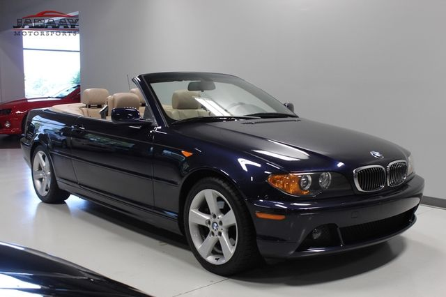 2004 BMW 325Ci Merrillville, Indiana 6