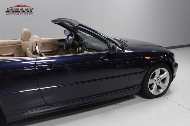2004 BMW 325Ci Merrillville, Indiana 34