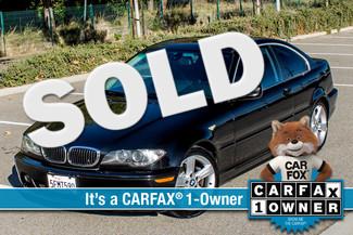 2004 BMW 325Ci  PREMIUM - SPORT - 72K MILES - XENON Reseda, CA
