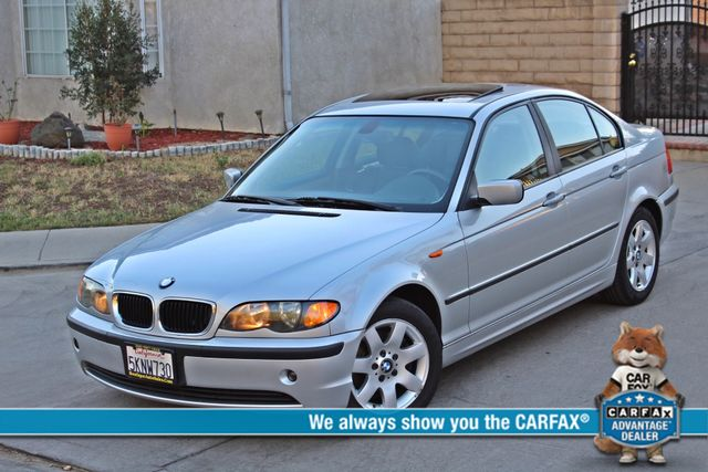 2004 BMW 325i PREMIUM PKG 77K MLS SUNROOF LEATHER SERVICE RECORDS NEW TIRES! Woodland Hills, CA 0
