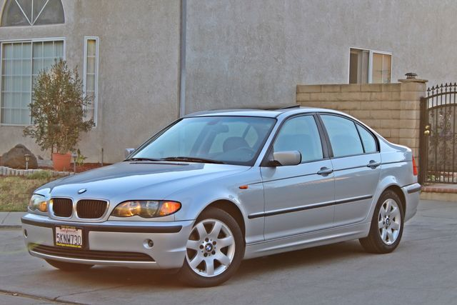 2004 BMW 325i PREMIUM PKG 77K MLS SUNROOF LEATHER SERVICE RECORDS NEW TIRES! Woodland Hills, CA 9