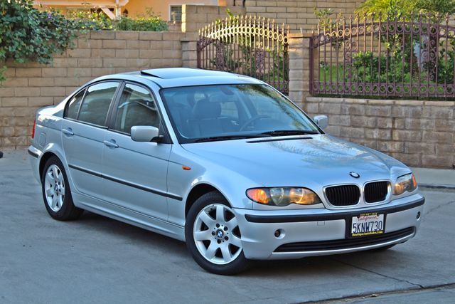 2004 BMW 325i PREMIUM PKG 77K MLS SUNROOF LEATHER SERVICE RECORDS NEW TIRES! Woodland Hills, CA 7
