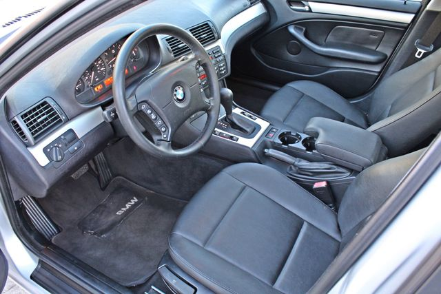 2004 BMW 325i PREMIUM PKG 77K MLS SUNROOF LEATHER SERVICE RECORDS NEW TIRES! Woodland Hills, CA 14