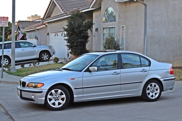 2004 BMW 325i PREMIUM PKG 77K MLS SUNROOF LEATHER SERVICE RECORDS NEW TIRES! Woodland Hills, CA 1