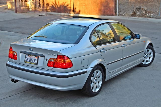 2004 BMW 325i PREMIUM PKG 77K MLS SUNROOF LEATHER SERVICE RECORDS NEW TIRES! Woodland Hills, CA 11