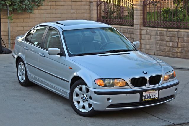 2004 BMW 325i PREMIUM PKG 77K MLS SUNROOF LEATHER SERVICE RECORDS NEW TIRES! Woodland Hills, CA 5