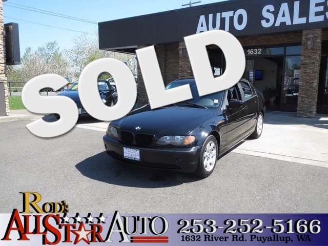 2004 BMW 325i The CARFAX Buy Back Guarantee that comes with this vehicle means that you can buy wi