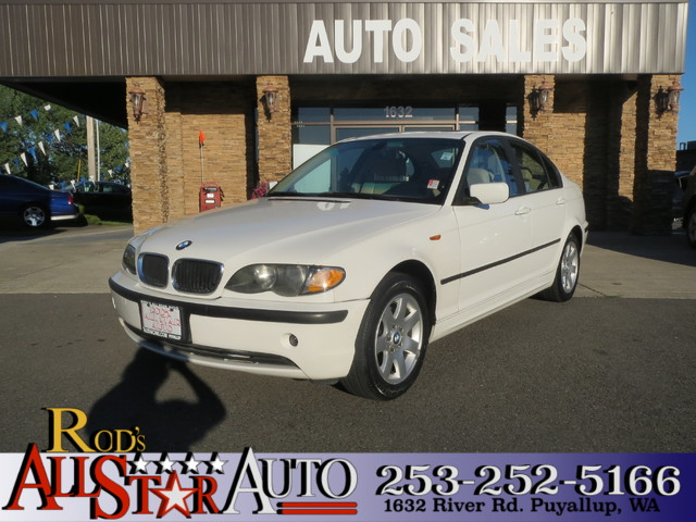 2004 BMW 325xi The CARFAX Buy Back Guarantee that comes with this vehicle means that you can buy w