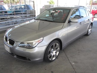 2004 BMW 525i Gardena, California