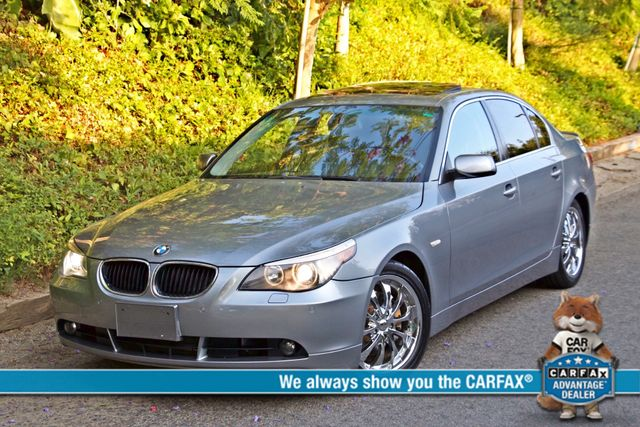 2004 BMW 530i SPORTS PKG AUTOMATIC XENON ALLOY WHLS NEW TIRES SERVICE RECORDS! Woodland Hills, CA 0