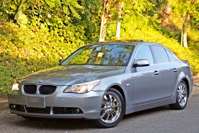 2004 BMW 530i SPORTS PKG AUTOMATIC XENON ALLOY WHLS NEW TIRES SERVICE RECORDS! Woodland Hills, CA 28