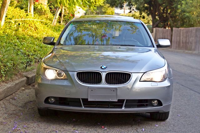 2004 BMW 530i SPORTS PKG AUTOMATIC XENON ALLOY WHLS NEW TIRES SERVICE RECORDS! Woodland Hills, CA 9