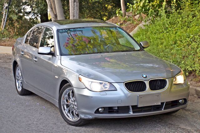 2004 BMW 530i SPORTS PKG AUTOMATIC XENON ALLOY WHLS NEW TIRES SERVICE RECORDS! Woodland Hills, CA 27