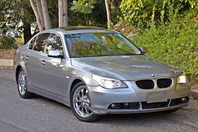 2004 BMW 530i SPORTS PKG AUTOMATIC XENON ALLOY WHLS NEW TIRES SERVICE RECORDS! Woodland Hills, CA 7