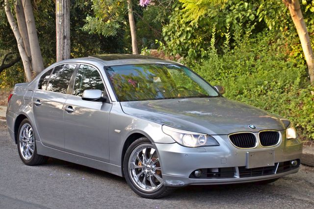 2004 BMW 530i SPORTS PKG AUTOMATIC XENON ALLOY WHLS NEW TIRES SERVICE RECORDS! Woodland Hills, CA 8