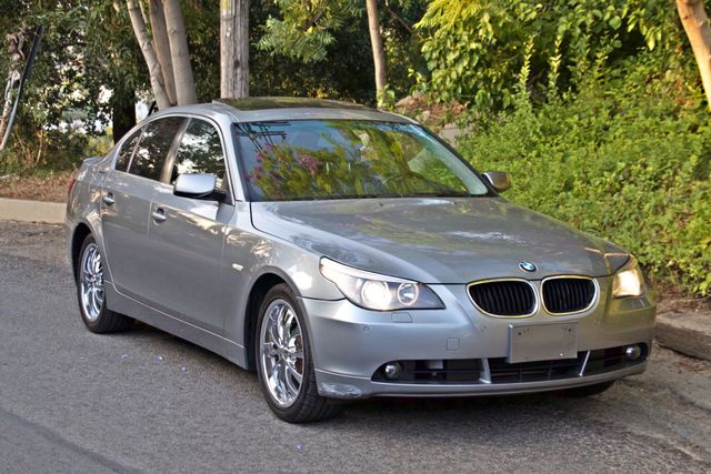 2004 BMW 530i SPORTS PKG AUTOMATIC XENON ALLOY WHLS NEW TIRES SERVICE RECORDS! Woodland Hills, CA 26