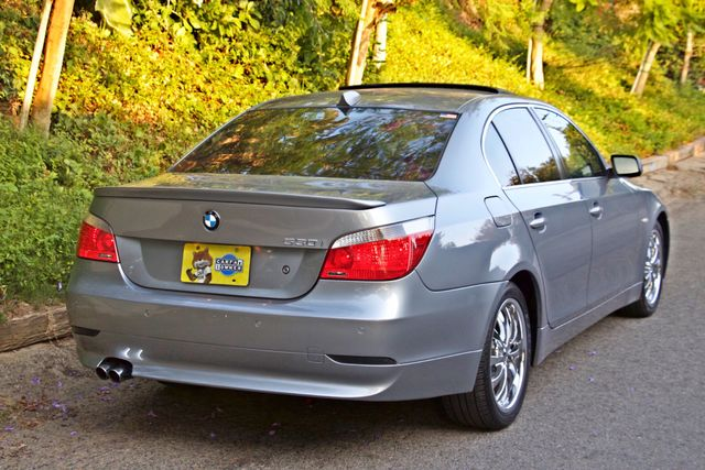 2004 BMW 530i SPORTS PKG AUTOMATIC XENON ALLOY WHLS NEW TIRES SERVICE RECORDS! Woodland Hills, CA 5
