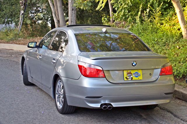 2004 BMW 530i SPORTS PKG AUTOMATIC XENON ALLOY WHLS NEW TIRES SERVICE RECORDS! Woodland Hills, CA 3