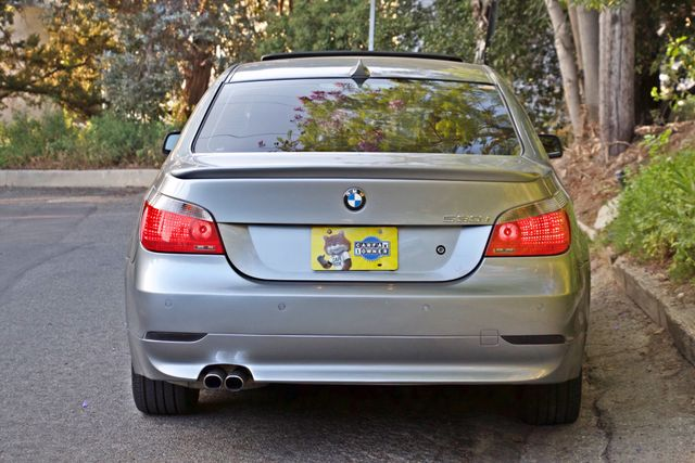 2004 BMW 530i SPORTS PKG AUTOMATIC XENON ALLOY WHLS NEW TIRES SERVICE RECORDS! Woodland Hills, CA 4