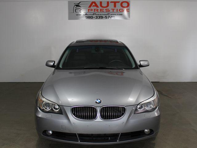 2004 BMW 545i E60 Matthews, NC 1