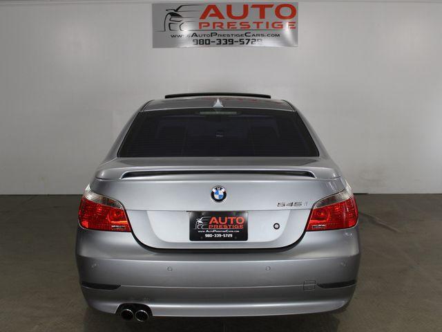 2004 BMW 545i E60 Matthews, NC 5