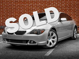 2004 BMW 645Ci Burbank, CA