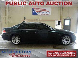 2004 BMW 745Li  | JOPPA, MD | Auto Auction of Baltimore  in Joppa MD
