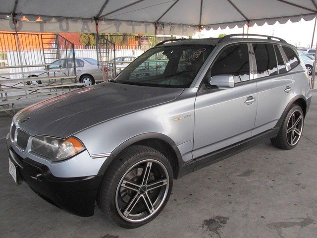 2004 BMW X3 25i Please call or e-mail to check availability All of our vehicles are available f