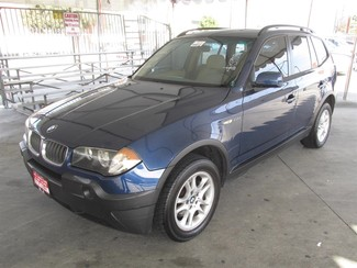 2004 BMW X3 2.5i Gardena, California