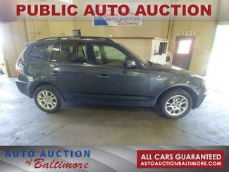 2004 BMW X3 2.5i    JOPPA, MD   Auto Auction of Baltimore  in Joppa MD