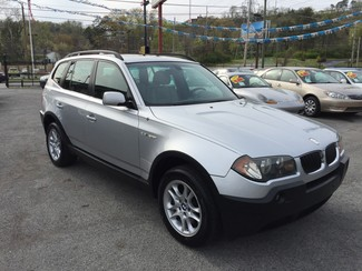 2004 BMW X3 2.5i AWD Knoxville , Tennessee