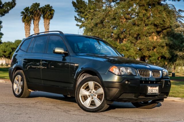 2004 BMW X3 2.5i Reseda, CA 3