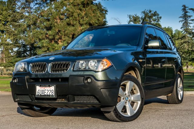 2004 BMW X3 2.5i Reseda, CA 37
