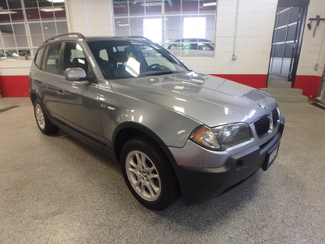 2004 Bmw X3.Panorama ROOF, HEATED SEATING & STEERING, W/ 3 MONTH WARRANTY Saint Louis Park, MN