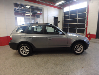 2004 Bmw X3.Panorama ROOF, HEATED SEATING & STEERING, W/ 3 MONTH WARRANTY Saint Louis Park, MN 1