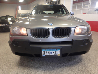 2004 Bmw X3.Panorama ROOF, HEATED SEATING & STEERING, W/ 3 MONTH WARRANTY Saint Louis Park, MN 12